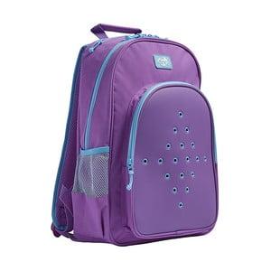 Fioletowy plecak szkolny TINC Buds
