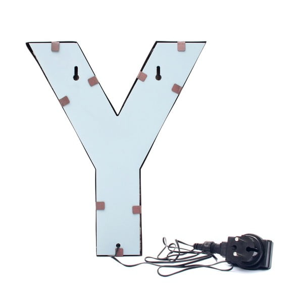 Światło dekoracyjne Letter Y