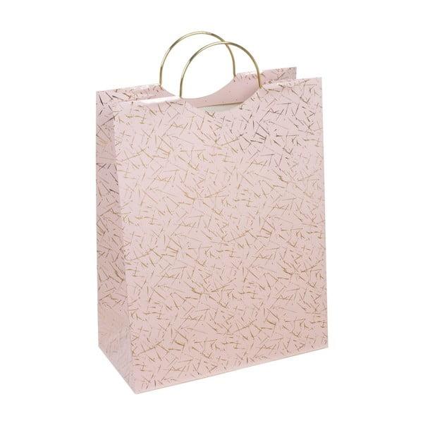 Zestaw 3 rolek papieru prezentowego i 4 torebek prezentowych Stockholm