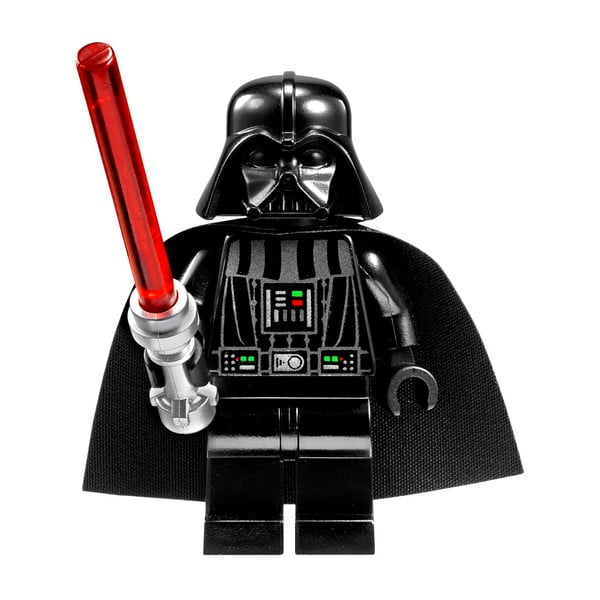 Zegarek z figurką LEGO® Star Wars Darth Vader