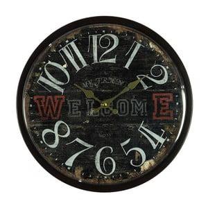 Zegar Welcome, 32 cm
