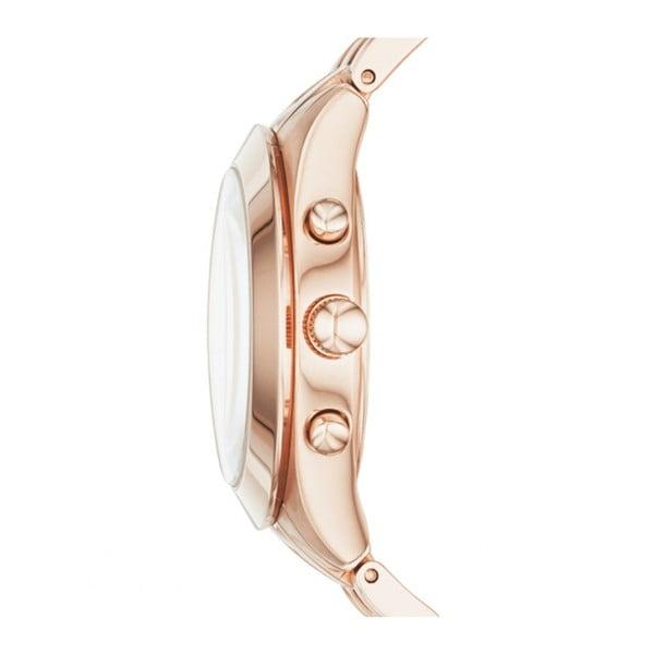 Różowo-złoty zegarek damski Marc Jacobs MBM3394