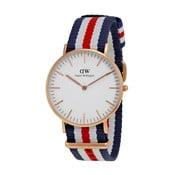Zegarek damski z detalami w różowozłotej barwie Daniel Wellington Canterbury Rose, ⌀36mm