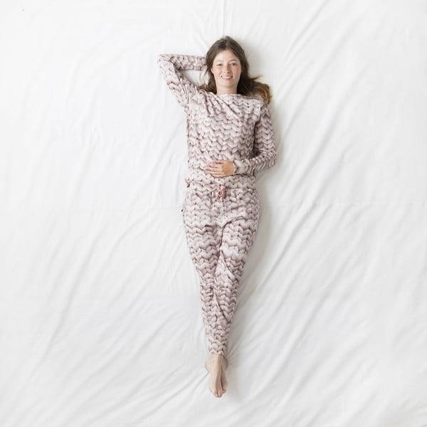 Różowa bluza damska Snurk Twirre, S