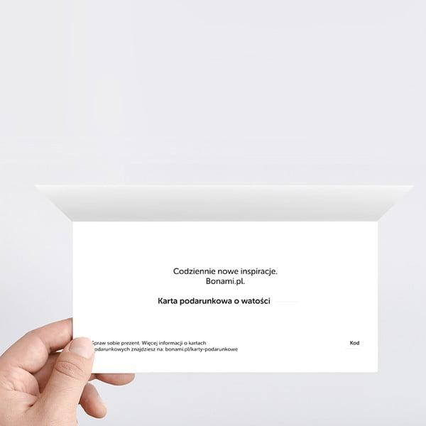 Karta podarunkowa o wartości 150 zł