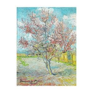 Obraz Vincenta van Gogha - Peach Blossoms, 40x30 cm