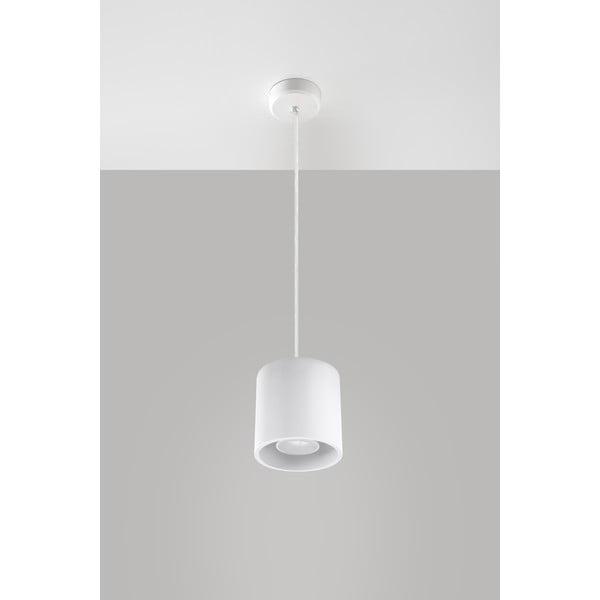 Biała lampa wisząca Nice Lamps Roda 1