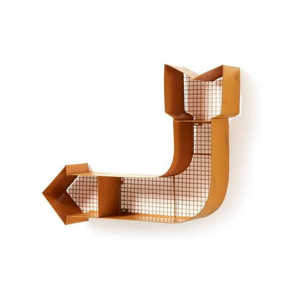 Półka w kształcie wskazówki Charo