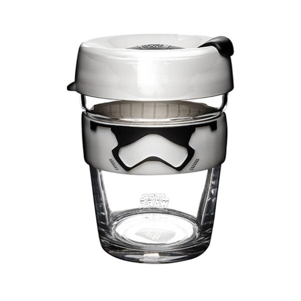 Kubek podróżny z wieczkiem KeepCup Star Wars Stormtrooper, 340 ml