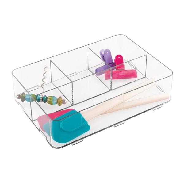 Organizer Clarity Drawer, dł. 30,5 cm