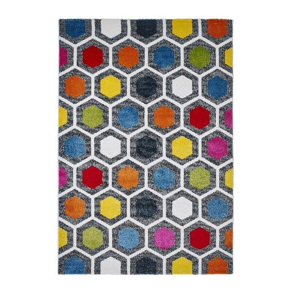 Dywan Think Rugs Sunrise Multi, 160x220 cm