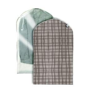 Pokrowiec na ubrania Tartan, 100 cm