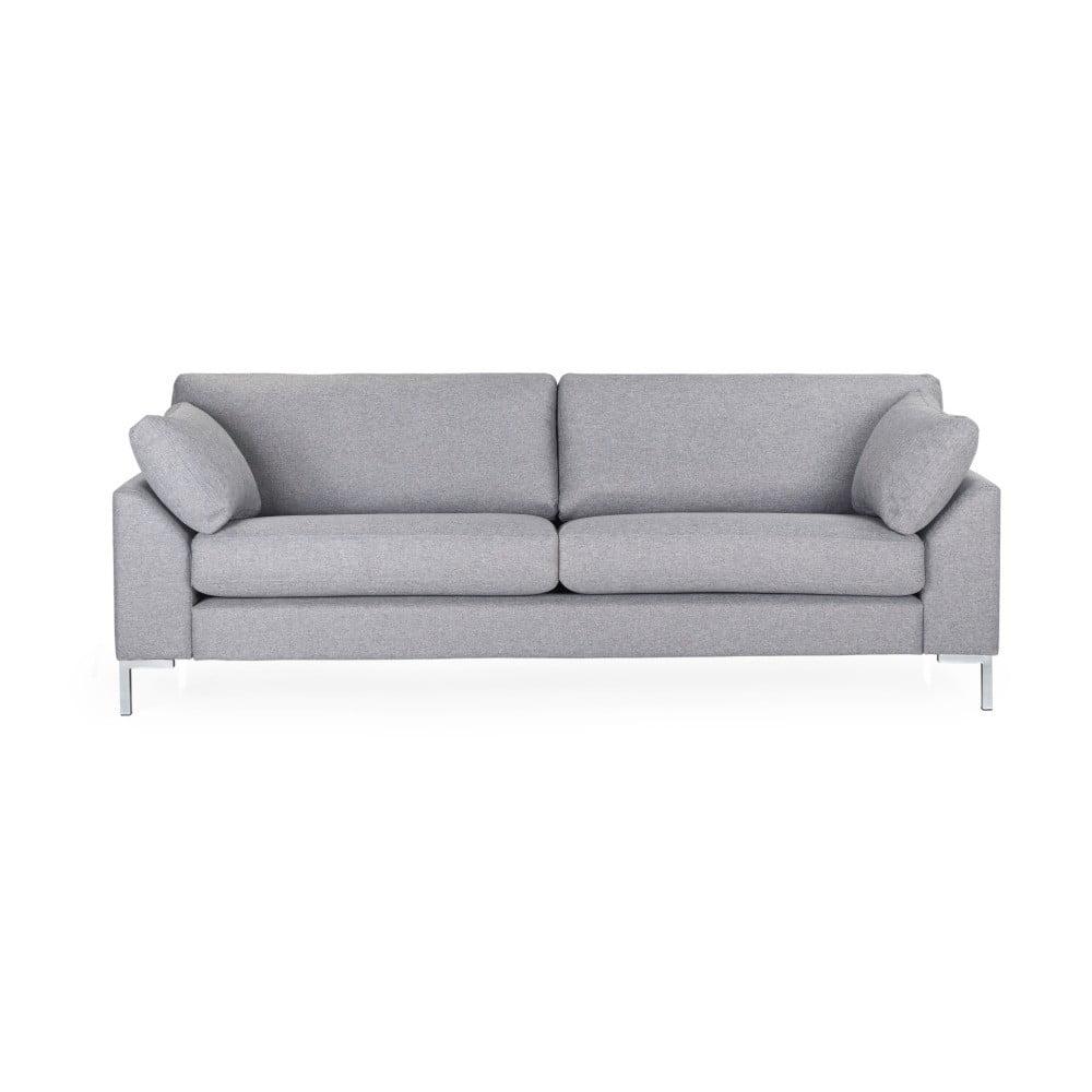 Jasnoszara sofa Scandic Garda