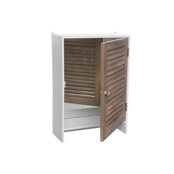 Drewniana szafka Wooden, 35x15x50 cm