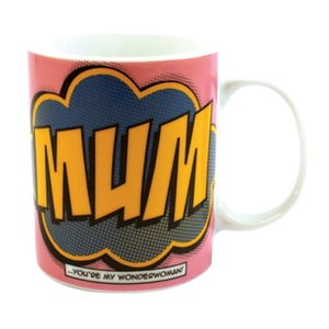 Kubek Comic Book Mum, 325 ml