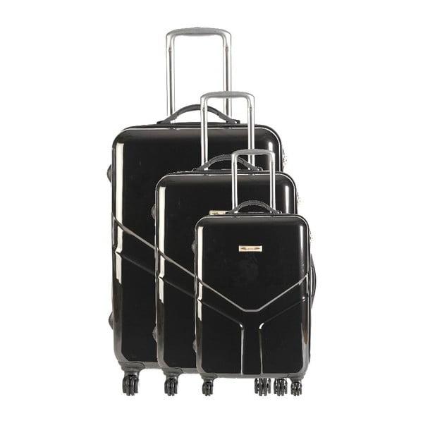 Zestaw 3 walizek podróżnych Majestik Elegant