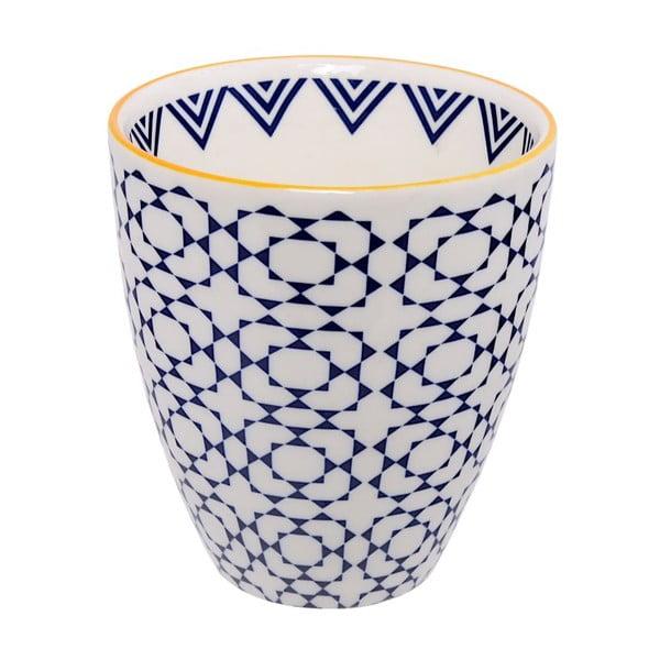 Porcelanowa filiżanka Geometric No3, 8,7x9,8 cm