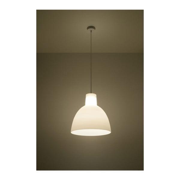 Biała lampa wisząca Nice Lamps Bajo