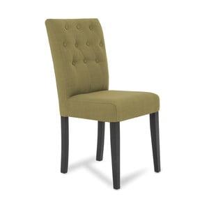 Oliwkowe krzesło fotel VIVONITA Maggi