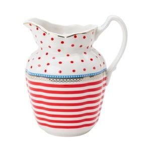 Porcelanowy dzbanek Happy Lisbeth Dahl