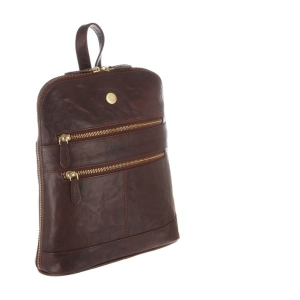 Skórzany plecak Florence Brown