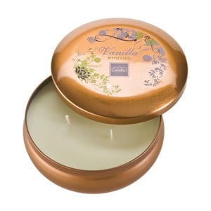 Świeczka zapachowa w puszce Vanilla & Lime Large, czas palenia 28 godzin
