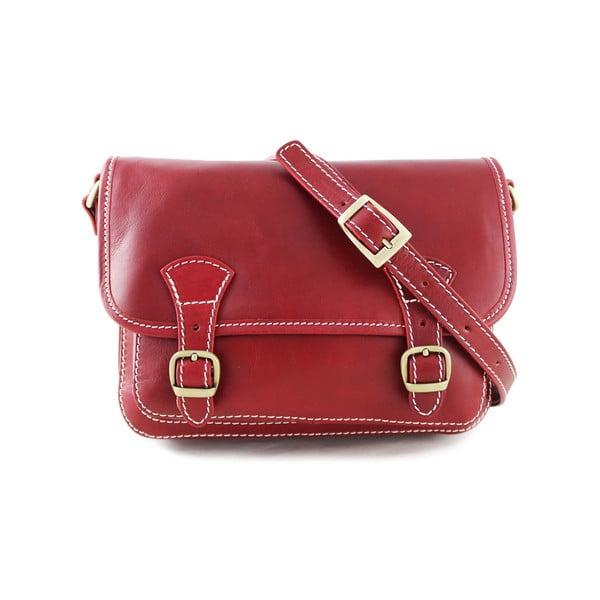 Skórzana torebka unisex Octavio Rosso