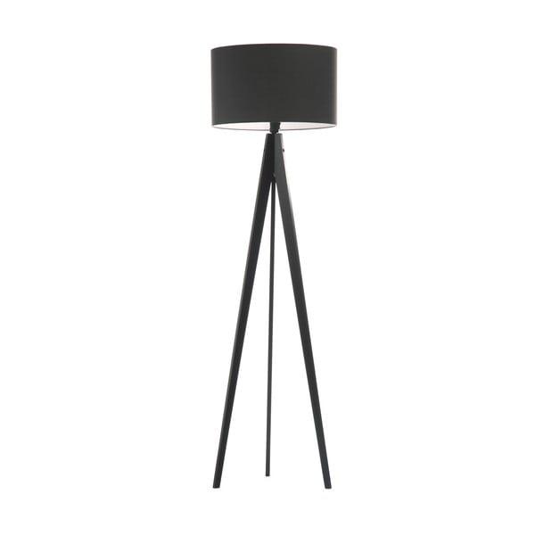 Lampa stojąca Artist Grey/Black, 150x42 cm