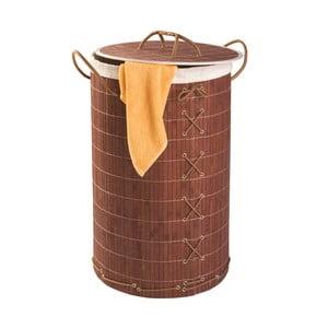 Bambusowy kosz na pranie Wenko Darina