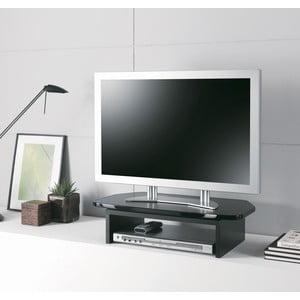 Stolik telewizyjny z obrotowym blatem TV Cabinet 38x64 cm