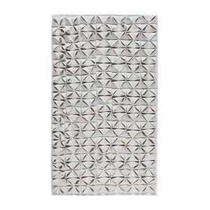 Dywanik łazienkowy Origami Cool Grey, 60x100 cm