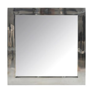 Lustro Steel Silver, 60x60 cm