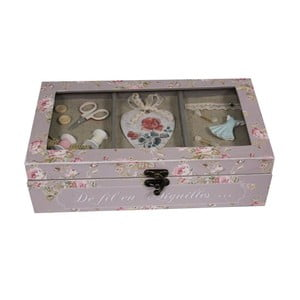 Pudełko na przybory do szycia De Fil en Aigulles