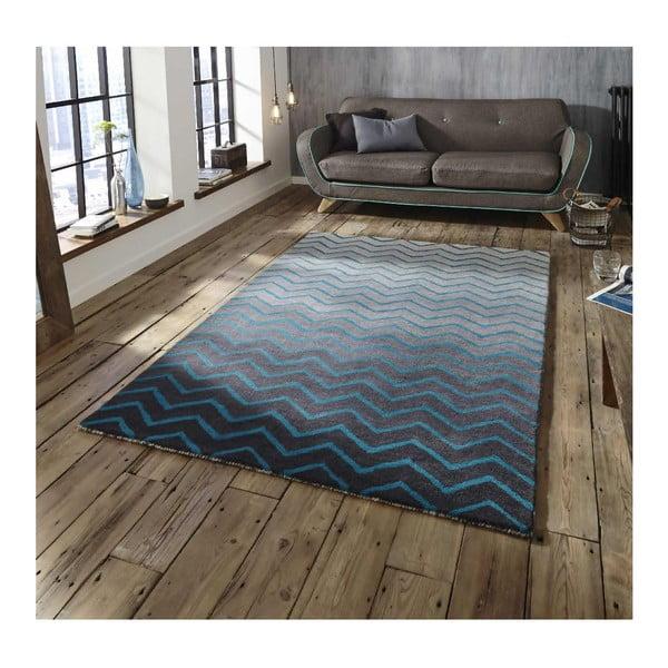 Dywan Spectrum Grey Blue, 150x230 cm