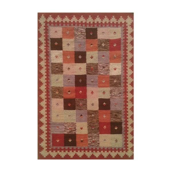 Ręcznie tkany dywan Kilim No. 194, 120x180 cm