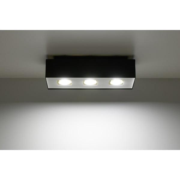Czarna lampa sufitowa Nice Lamps Hydra 3