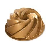 Forma do babki w złotej barwie Nordic Ware Rondo Heritage, 2,4 l