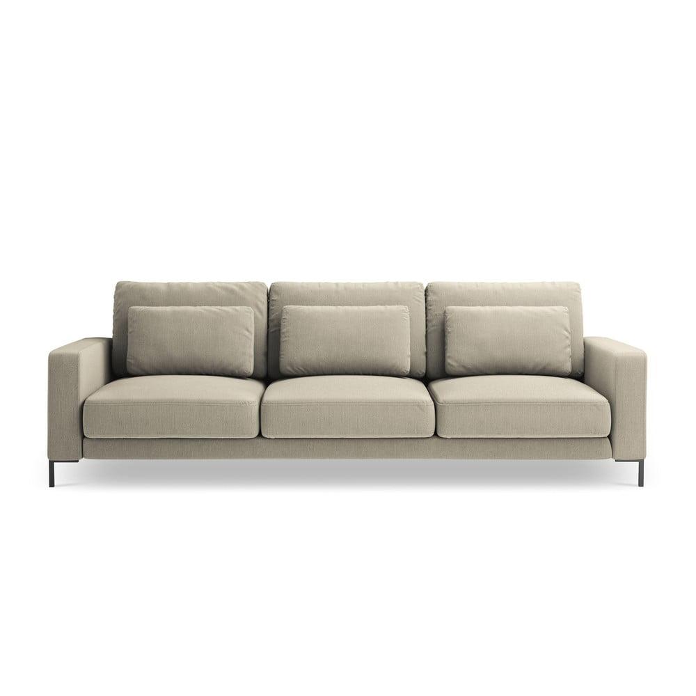 Beżowa sofa Interieurs 86 Seine, 220 cm