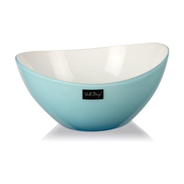 Jasnoniebieska miseczka Vialli Design, 16cm