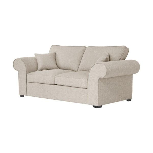 Kremowa sofa 2-osobowa Jalouse Maison Ivy