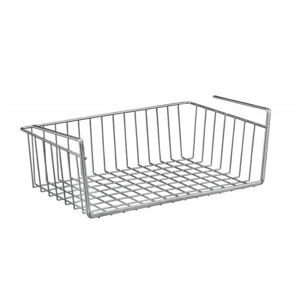 Podwieszany koszyk pod półkę Basket, 30x26 cm