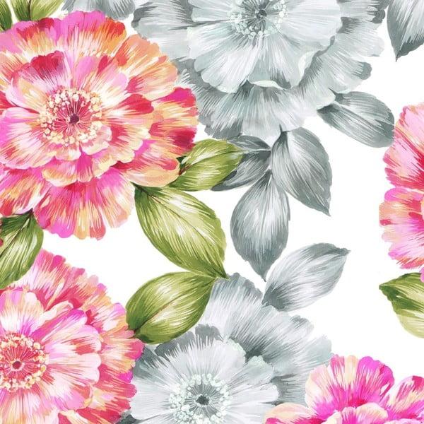 Poszwa na kołdrę Pretty Pink, 220x220 cm