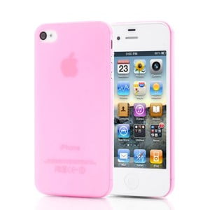 ESPERIA Air różowe etui na iPhone 4/4S