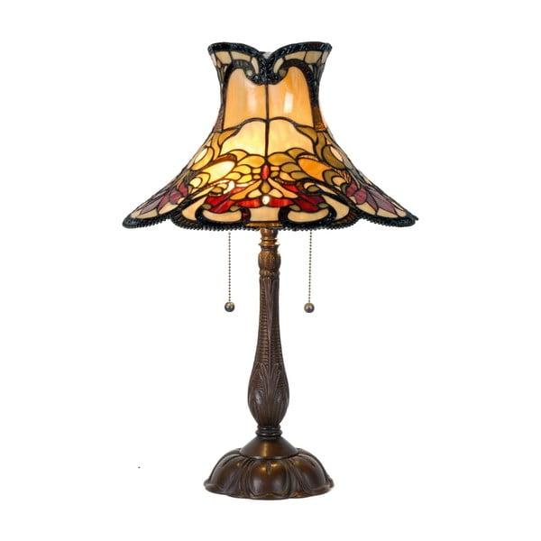 Lampa stołowa Tiffany Rustic