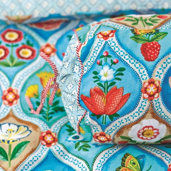Pościel Fairy Tiles Turquoise, 140x220 cm