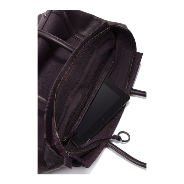 Torebka Shopper Plum