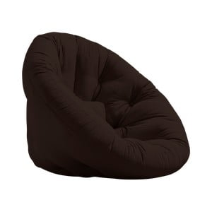 Fotel rokładany Karup Design Nest Brown