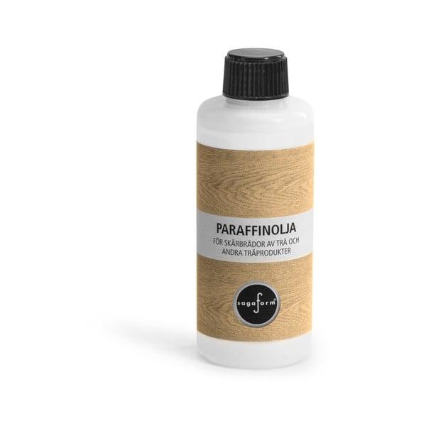 Olej parafinowy do nacierania drewnianych powierzchni Sagaform Clear, 100 ml