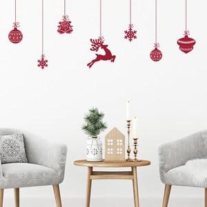 Naklejki świąteczne Fanastick Style Scandinave