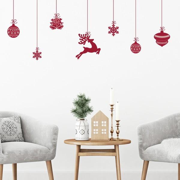 Naklejki świąteczne Ambiance Style Scandinave